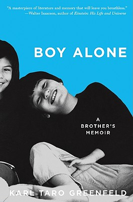Boy Alone: A Brother's Memoir Cover Image