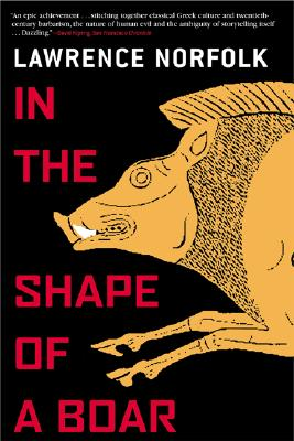 Cover for In the Shape of a Boar