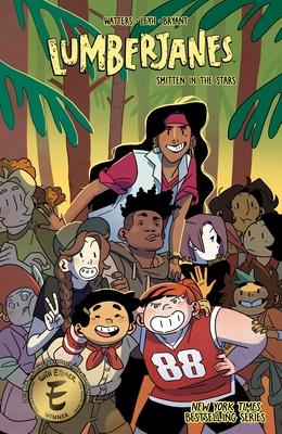 Lumberjanes Vol. 17  Cover Image