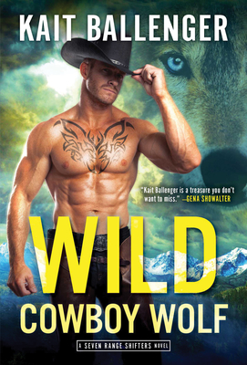 Wild Cowboy Wolf Cover Image