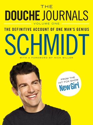 The Douche Journals Cover