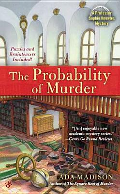 The Probability of Murder (Professor Sophie Knowles #2) Cover Image
