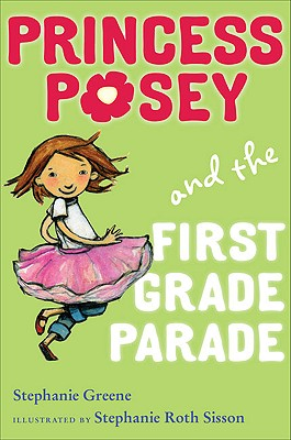 Princess Posey and the First Grade Parade Cover