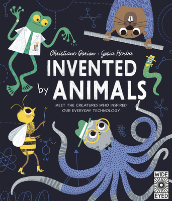 Cover for Invented by Animals