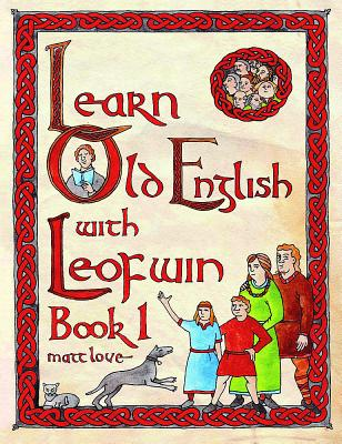 Learn Old English with Leofwin Cover Image