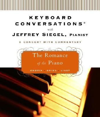 Keyboard Conversations with Jeffrey Siegel, Pianist Cover