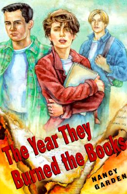 The Year They Burned the Books Cover