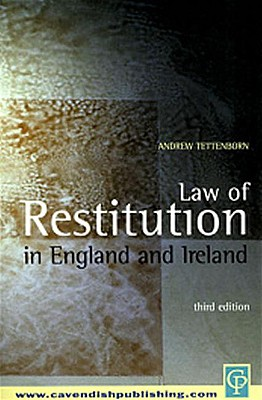 Law of Restitution in England and Ireland Cover Image