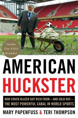 American Huckster Cover