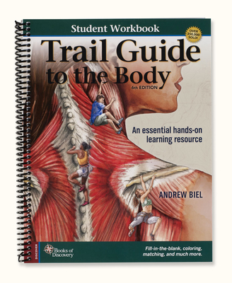 Trail Guide to the Body Student Workbook Cover Image