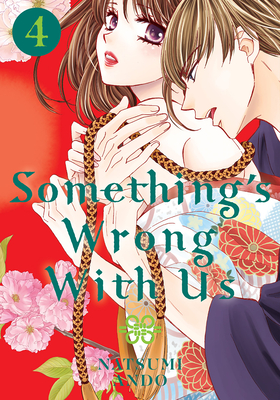 Cover for Something's Wrong With Us 4