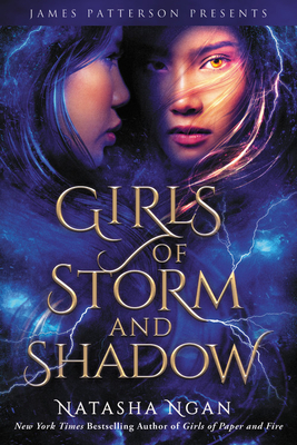 Girls of Storm and Shadow cover image