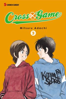 Cross Game, Volume 3 Cover Image