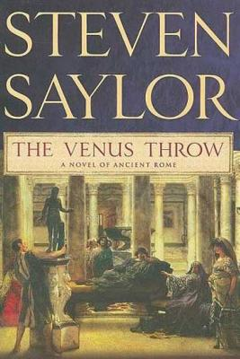 The Venus Throw: A Mystery of Ancient Rome (Novels of Ancient Rome #4) Cover Image