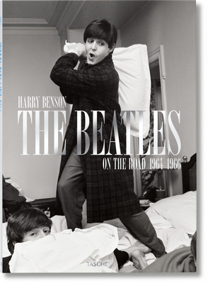 Harry Benson: The Beatles Cover Image