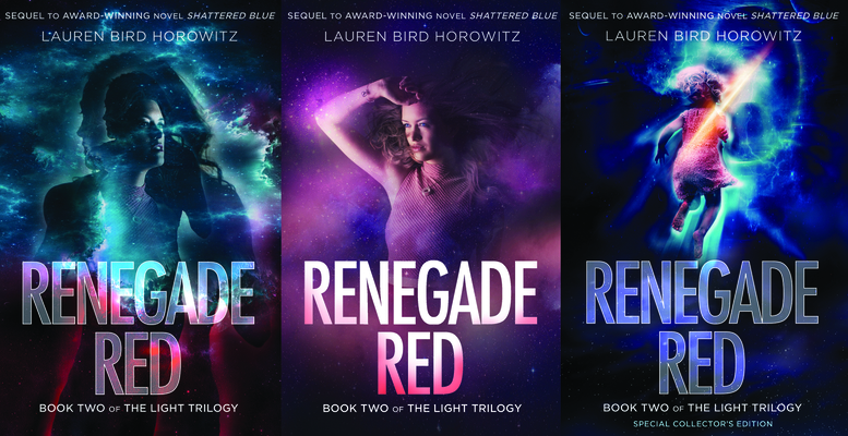 Renegade Red Cover