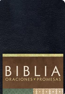 Biblia Oraciones y Promesas-Rvc Cover