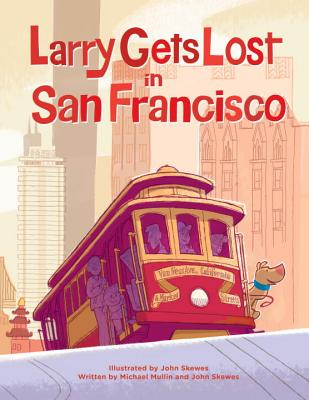 Larry Gets Lost in San Francisco Cover Image