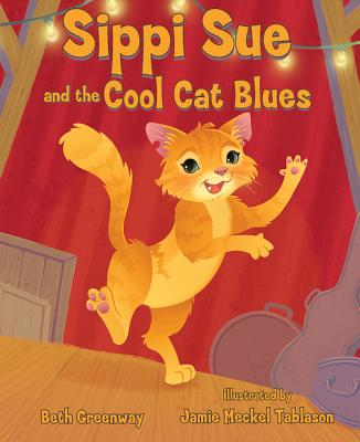 Sippi Sue and the Cool Cat Blues Cover Image