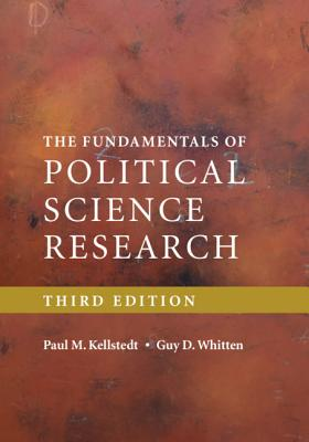 The Fundamentals of Political Science Research Cover Image