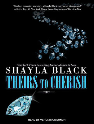 Theirs to Cherish (Wicked Lovers #8) Cover Image