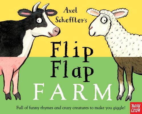 Flip Flap Farm Cover
