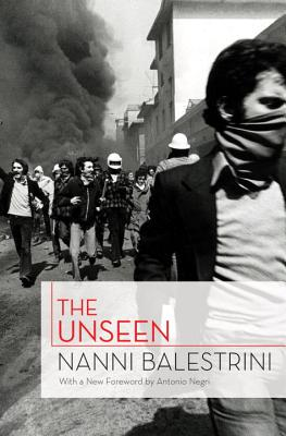 Cover for The Unseen