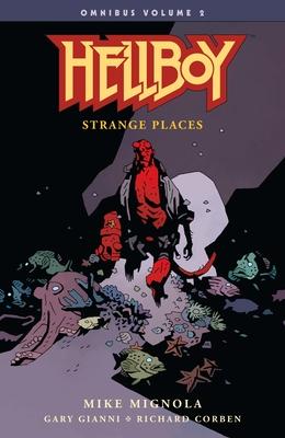 Hellboy Omnibus Volume 2: Strange Places Cover Image