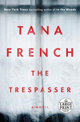 The Trespasser: A Novel Cover Image