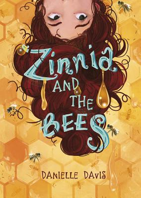 Zinnia and the Bees Cover
