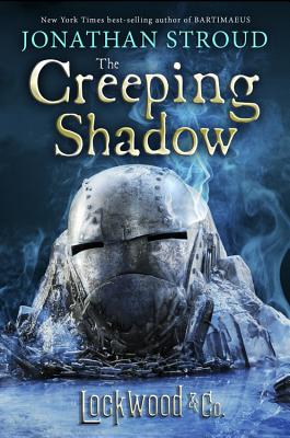 The Creeping Shadow (Lockwood & Co. #4) Cover Image