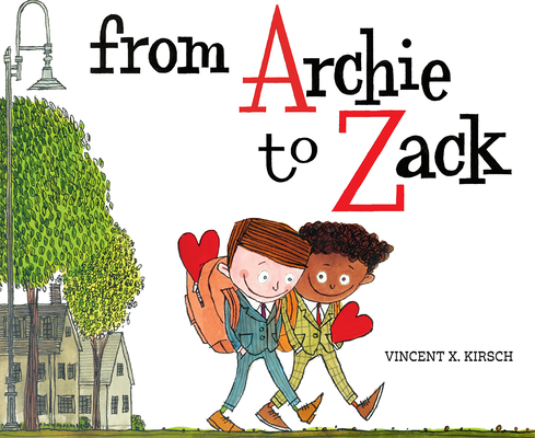 From Archie to Zack Cover Image