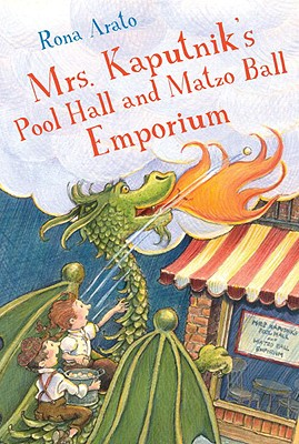 Mrs. Kaputnik's Pool Hall and Matzo Ball Emporium Cover