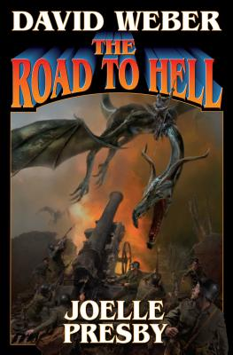 The Road to Hell (Multiverse Series #3) Cover Image
