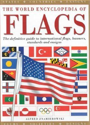 The World Encyclopedia of Flags Cover Image