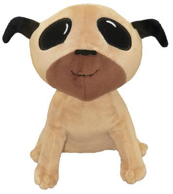 Unlovable Pug Doll Cover