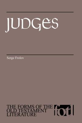 Judges (Forms of the Old Testament Literature #6) Cover Image