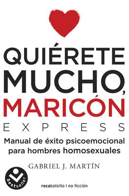Quierete Mucho, Maricon Cover Image