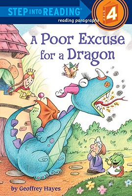 A Poor Excuse for a Dragon Cover
