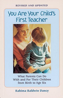 You Are Your Child's First Teacher Cover