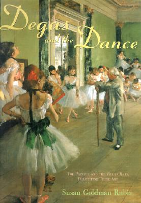 Degas and the Dance Cover