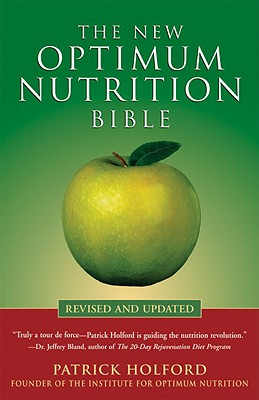 The New Optimum Nutrition Bible Cover Image