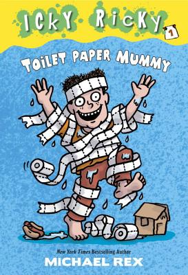 Toilet Paper Mummy Cover