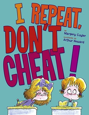I Repeat, Don't Cheat! Cover