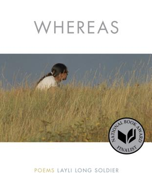 WHEREAS: Poems Cover Image