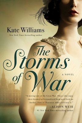 Cover for The Storms of War