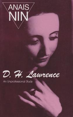 D. H. Lawrence: An Unprofessional Study Cover Image