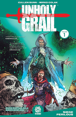Cover for Unholy Grail Vol. 1