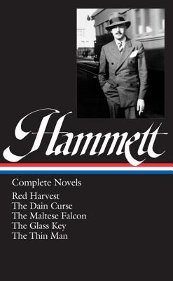 Dashiell Hammett Cover