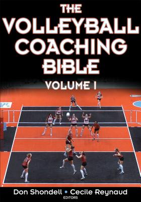 The Volleyball Coaching Bible (The Coaching Bible) Cover Image
